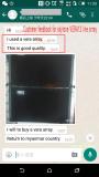 VERA12 12inch line array top speaker good feedback