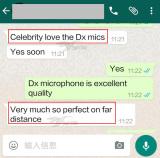 Skytone audio dual channel wireless microphone good feedback