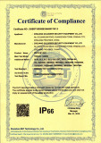 IP66 Certification