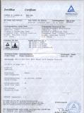 ETW103TUV/GS Certificates