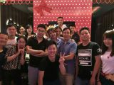 Company staff activities