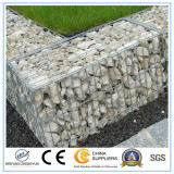 Galvanized /PVC Coated Welded Wire Mesh Gabion Box/ Basket