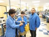Joymall CEO visits US customer