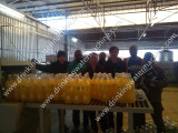 Our Automatic 10000BPH Carbonated Soft Drink Filling Line in South Africa