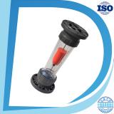 Flange Plastic Liquid Rotameter Air Water Rota Flow Meter