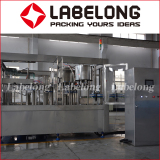 Automatic bottled water 3 in 1 filling machine manufacture