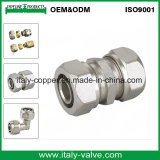 Brass PEX compression fitting