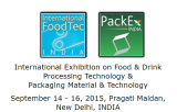 International FoodTec India 2015,New Delhi,India