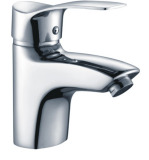 Single lever basin faucet(SW-7764)
