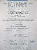 OHSAS 18001:2007 Standard