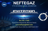Sincerely Invite You to Visit Us at NEFTEGAZ 2017