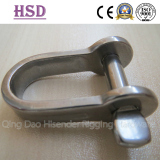 Stainless steel flat shackle