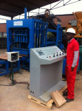 ZCJK BRICK MAKING MACHINE in AFRICA