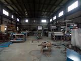 WORKSHOP OF LAMINATING AND PRINTER MACHINE