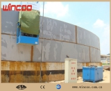 automatic girth /horizontal seam welding machine/girth seam welding machine/