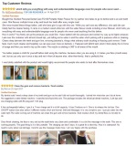 Ebay Reviews of Portable water flosser