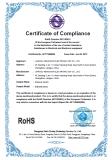 ROHS certificate of EIB/MIB series