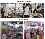 Mega show and Canton Fair