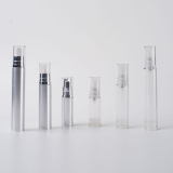 5ML 10ML 15ML plastic airless bottle for promotion
