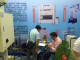 mexico client visit our booth