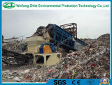Large living garbage disposal site
