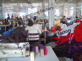 The workshop for Chair cover and table cloth