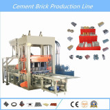 Automatic Concrete Blocks Making Machine