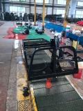 four wheel diesel motor install