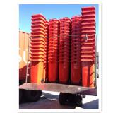 Red Dustbin