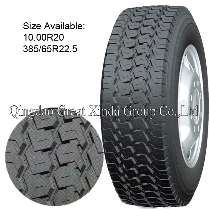 Radial Tires Pattern No. ST963
