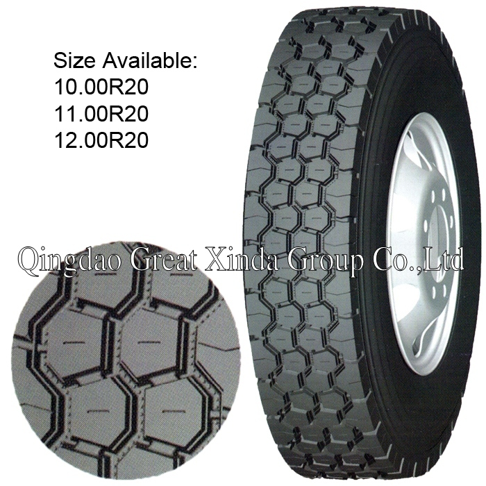 Truck Tires Pattrn No. XY899