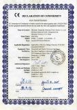 Lead acid battery Pack Certificate