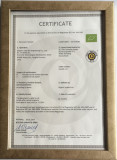 Organic Certificate by BCS