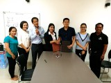 Visit Cambodia and Sign Agreement