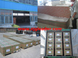 Fiber cement cladding factory