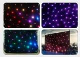 RGB star curtain light ,led star curtain