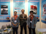 Customer from Iran to visit our booth at Maritime Expo