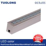 18W led underground light beam angle adjustable