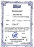 CE certificate for Alcohol tester