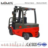 4 wheels electric forklift 2000-3000kgs