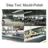 Water Slide Production Process