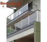 SJ-607 Stainless Steel Handrail / Baluster install case