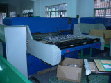bblister packaging cutting machine