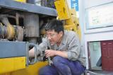 Bulldozer Maintenance work
