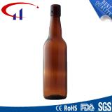 500ml Brown Dark Blue Beverage Bottle with Screwed Cap