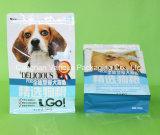 food plastic packaging bag, zipper pouch
