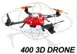 The Rolling 3D Drone