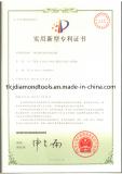 diamond tool patent 14