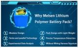 Melsen battery packs advantage