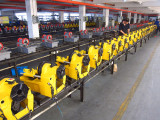 20GP SQ50B threading machines can be finished within 2 weeks